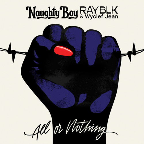 Cover - Naughty Boy - All Or Nothing