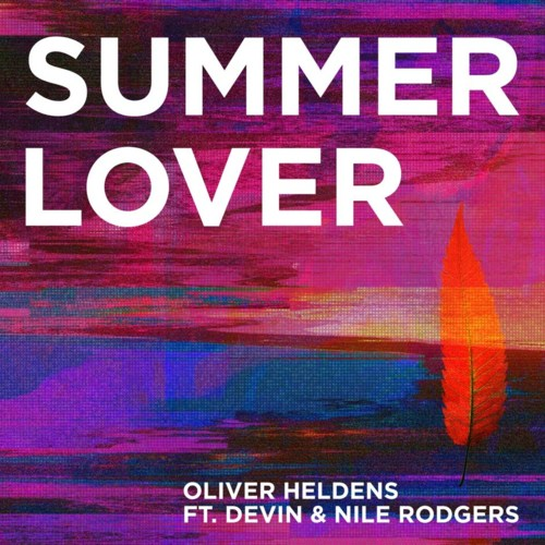 Cover - Oliver Heldens - Summer Lover (feat. Devin & Nile Rodgers)