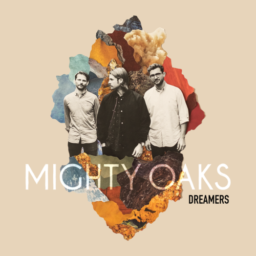 Cover - Mighty Oaks - Dreamers