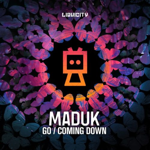 Cover - Maduk - Coming Down