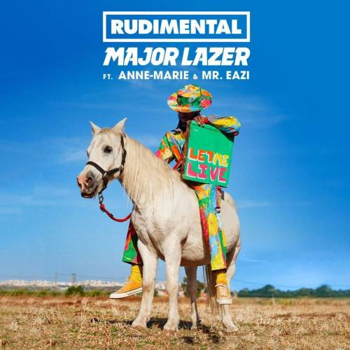 Cover - Rudimental & Major Lazer - Let Me Live (feat. Anne-Marie & Mr. Eazi)