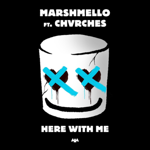 Cover - Marshmello - Here With Me (ft. CHVRCHES)
