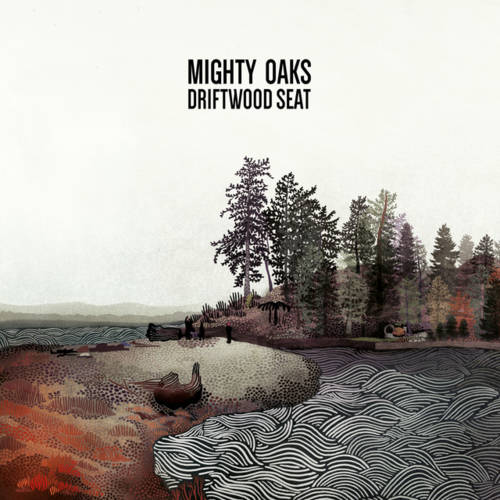 Cover - Mighty Oaks - Driftwood Seat
