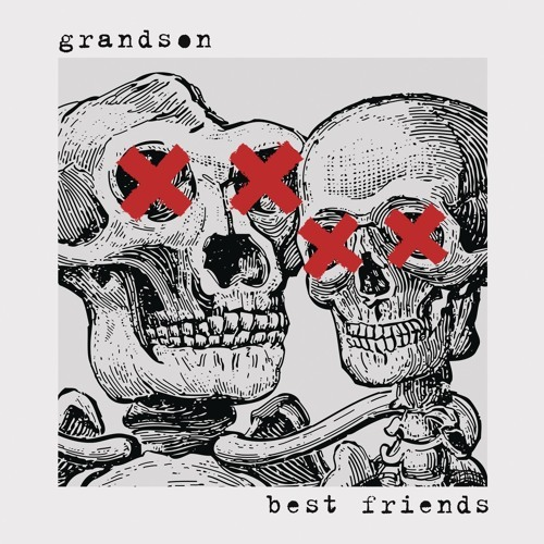 Cover - Grandson - Best Friends