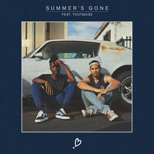Cover - NoMBe & Thutmose - Summer's Gone
